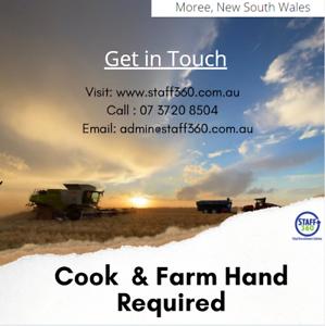 Farmhand   farm cook