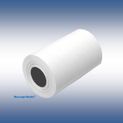 Credit Card 2 14 X 50 Thermal Paper Rolls Nurit 8000 - 50 Rollscase
