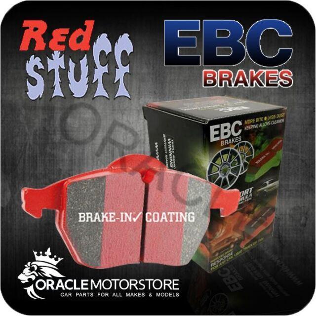 NEW EBC REDSTUFF REAR BRAKE PADS SET PERFORMANCE PADS OE QUALITY - DP31666C