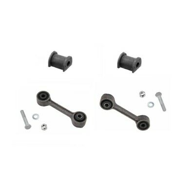 BMW E30 12mm Rear Sway Bar Links & Bushings Stabilizer Arm Linkage Lemfoerder
