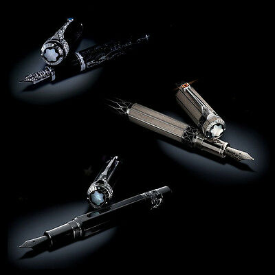 Montblanc Signatures for Freedom Washington, Jefferson & Adams MATCHING NUMBER!!