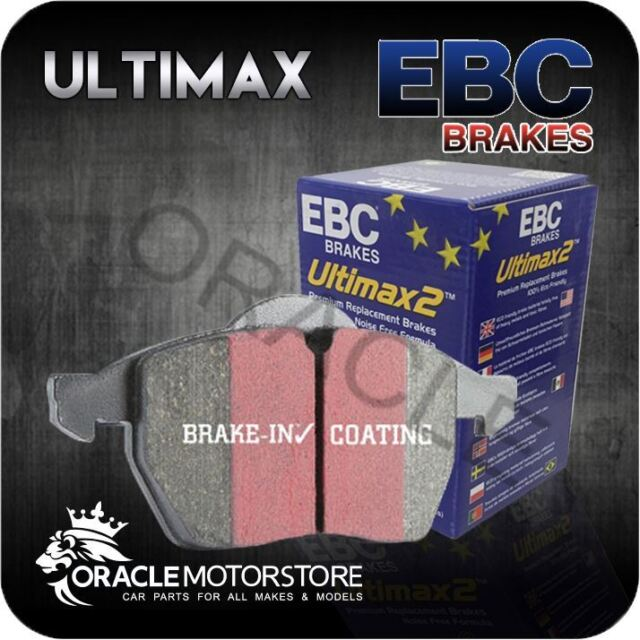 NEW EBC ULTIMAX FRONT BRAKE PADS SET BRAKING PADS OE QUALITY - DP1365