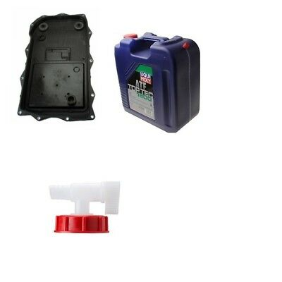 Rolls-Royce BMW 2-7 Series GA8HP Auto Trans Oil Pan, Filter Kit & 20L Fluid ATF