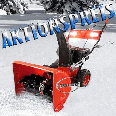 SCHNEEFRÄSE mit starkem 4Takt- Power Wintermotor  mit 7PS  SONDERAKTIONSPREIS