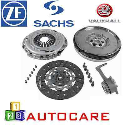 Sachs Vauxhall Astra H 1.9 CDTi 150 Dual Mass FlyWheel & Clutch Kit