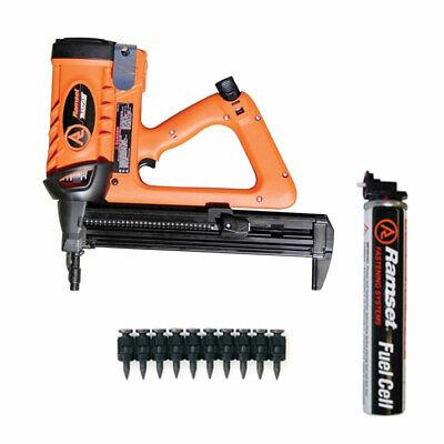Itw Ramset Tf1200 Trakfast Fastener Gun W Fpp034b Trakfast 34 Pins T-fuel