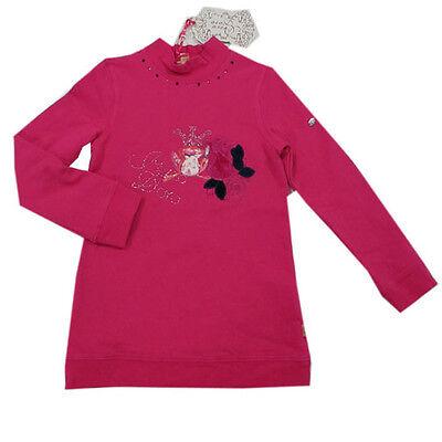 Pezzo D'oro Shirt Sweatshirt langarm Pink Kinder Mädchen Gr.98,104,116,152  online kaufen