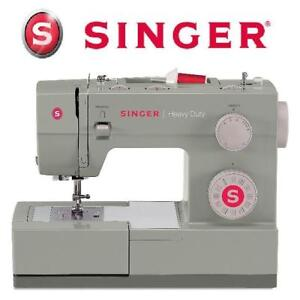 NEW SINGER 4452 SEWING MACHINE 4452 189195581 8000 SERIES HEAVY DUTY 32 BUILT-IN STITCHES HOME ARTS  CRAFTS