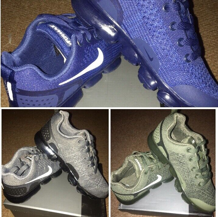 best service c051a 4f716 KIDS SIZE 11 12 13 BRAND NEW NIKE VAPORMAX FLYKNIT BOXED TRAINERS (NOT) 720  110 95 97 AIR MAX | in Erdington, West Midlands | Gumtree