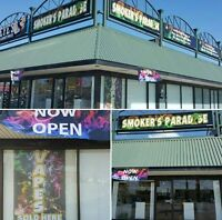Smokers Paradise - Your local smoke shop!