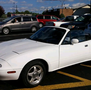 1990 Mazda Miata MX5 as is