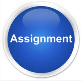 Quality Essay Help / Assignment Writing Service / Dissertation Editing & Proofreading by PhD Writers