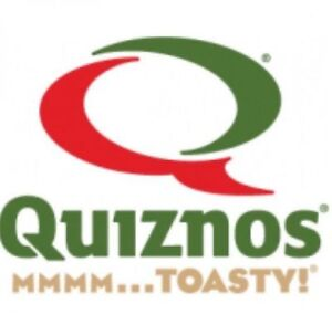 Full time/supervisor position needed @Quiznos Crossing