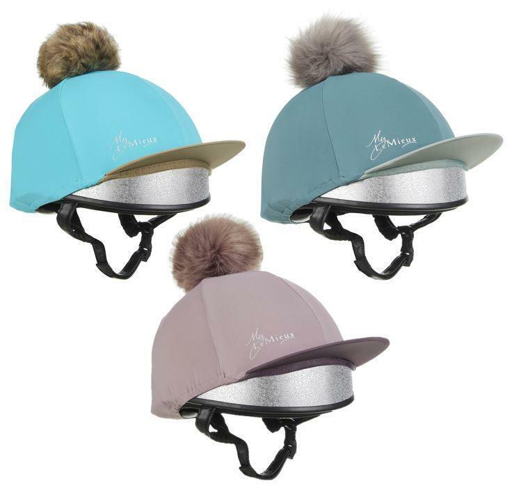 LeMieux Hat Silk Cover NEW COLOURS SS21