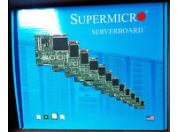 Brand New in Box: Unopened Supermicro server motherboard main board X6DHP-8G