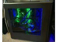 Extreme high end gaming PC. Gtx 1080 SLI