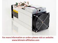 Bitmain Antminer S9, L3+ in stock