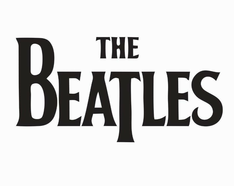 The Beatles Music Vinyl Die Cut Car Decal Sticker - FREE SHI