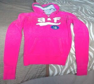 Youth Size Large Abercrombie and Fitch Pullover Hoodie