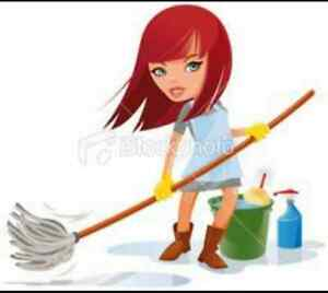 $19 an hour to clean your house!  Edmonton Edmonton Area image 1