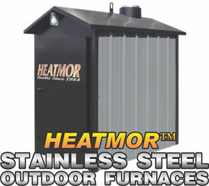 HEATMOR - OUTDOOR WOOD FURNACE SALE!!!!