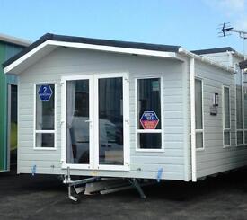 Static Caravan Nr Clacton-on-Sea Essex 2 Bedrooms 6 Berth BK Robertsbridge 2017