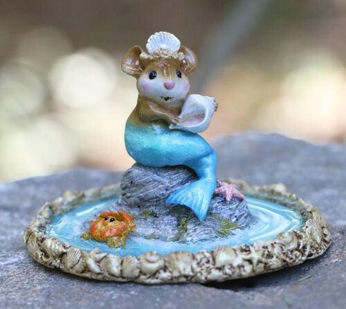 Wee Forest Folk M-692 Mermouse Melody (New 2020)