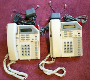 Electronics - Three Home Phones & Cables