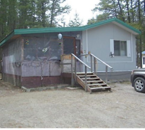 Mobile Home In Dryden ON