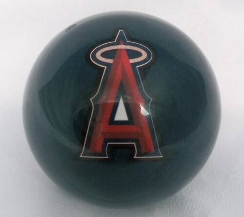 LOS ANGELES ANAHEIM ANGELS MLB BILLIARD GAME POOL TABLE REPLACEMENT CUE 8 BALL