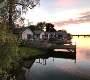 Cottage Rentals with Private Dock - Pet Friendly