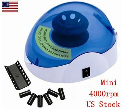 Us 4k Professional Microcentrifuge Mini Medical Laboratory Centrifuge 4000rpm