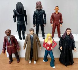 Dr Who figure bundle