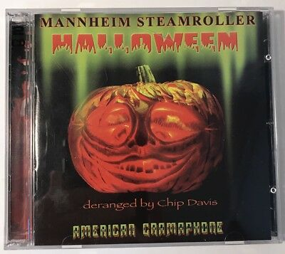 Halloween by Mannheim Steamroller (CD, Aug-2005, 2 Discs, American Gramaphone R… (Mannheim Steamroller Halloween 2)