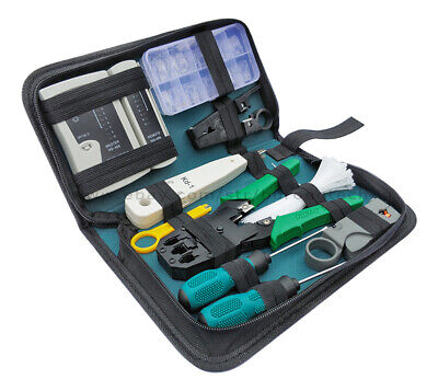 RJ45 RJ11 Multi-function Master And Remote Network Cable Tester Telephone (Multi Function Cable Tester)