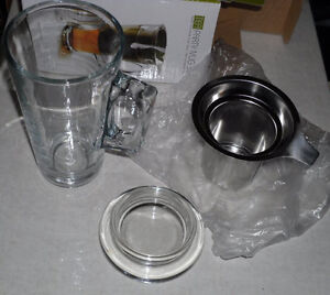 Tea Party Mug Set Deep Infuser Adnart - brand new never used West Island Greater Montréal image 1