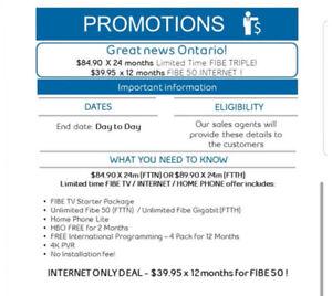 Tv And Internet Service | Kijiji in Toronto (GTA)  - Buy