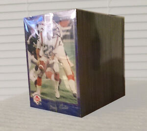 CFL Football cards - 1991 JOGO complete set