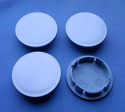 Gebraucht, 4x Nabenkappen Nabendeckel Felgendeckel Kappen 70,0 mm 58,5mm für Alufelge 7004 gebraucht kaufen  Jena