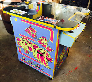 Vintage Multi-Cocktail Arcade Machine *500+ Games with Warranty*