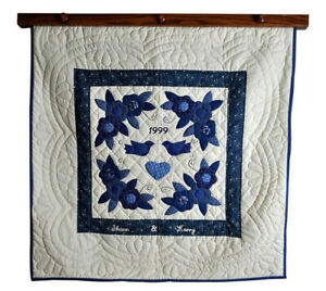 Wall Hangers for Quilts Carpets Throws Rugs or Blankets