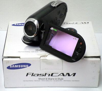 Видеокамеры Samsung SMX-C10 Camcorder - Black