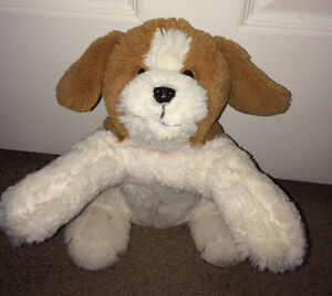 Barbie Plush Puppy Dog Hug N Heal Pet Doctor Dr Toy Sounds Barks