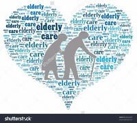 Elderly We Care! Do you know someone who needs a helping hand?