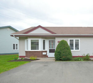 204 BROOKVIEW ST., MONCTON - BUNGALOW STYLE CONDO NEAR HOSPITAL