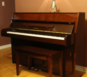 Kawai CX-5 Upright Piano built in 1994