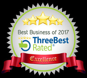 VOTED 'ONE' OF THE TOP THREE REAL ESTATE AGENTs IN BARRIE