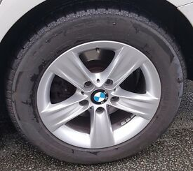 Winter Tyres & Wheel Rims for BMW 3 Series or 4 Series