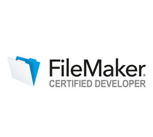 FILEMAKER CERTIFIED DATABASE DEVELOPER