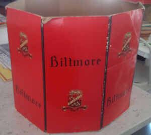 Large Biltmore Hat Box, The Master Hat of Canada